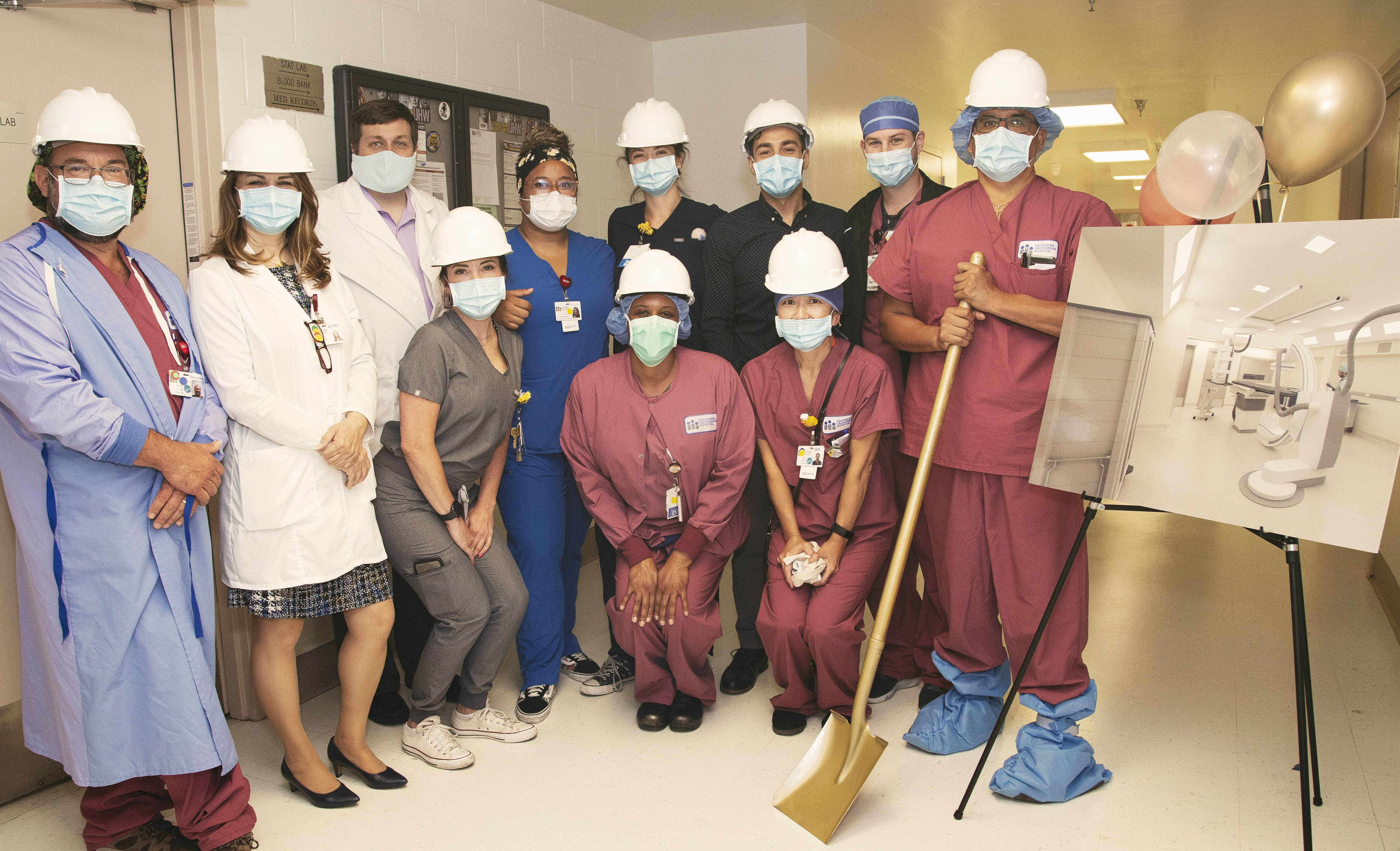 Heart Institute Breaks Ground on State-of-the-Art Cardiac Catheterization Lab